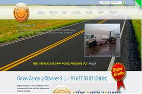 Grúas García y Olivares S.L.