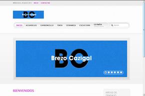 Página personal de Brezo Cagigal